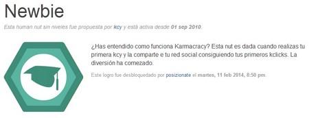 Karmacracy