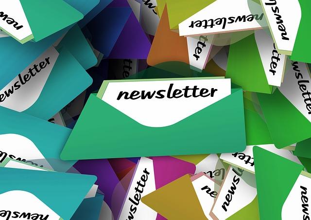 Cómo crear la newsletter perfecta en 10 sencillos pasos