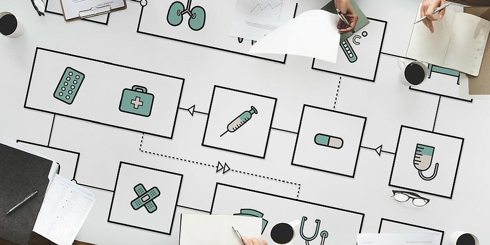 Como hacer el tratamiento de contenido en una web de salud