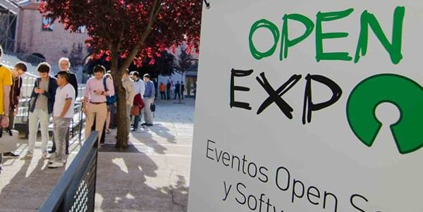 OpenExpo 2016, evento de referencia TIC en España basado en filosofías abiertas y libres