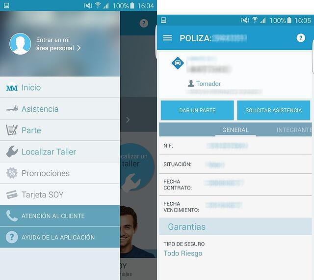 App de Mutua Madrileña