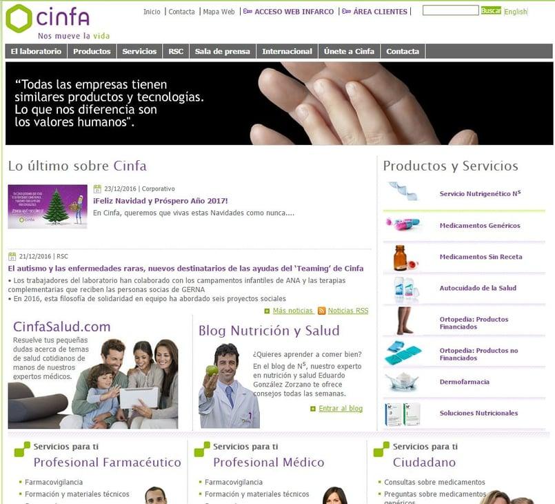Laboratorios Cinfa