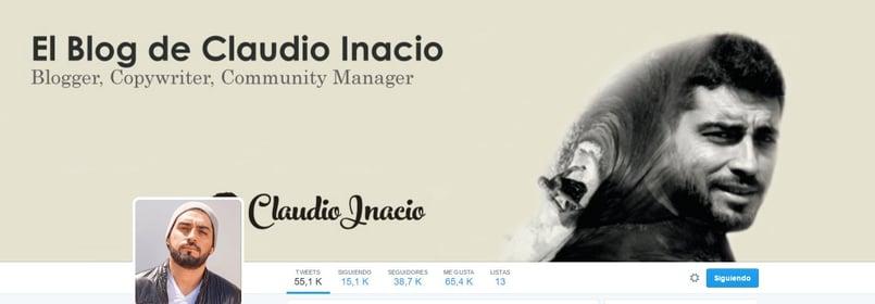 Claudio Inacio