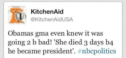 Tuit KitchenAid