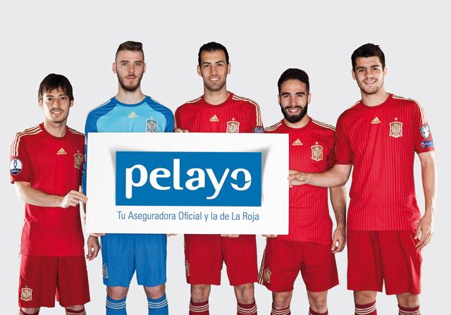 La campaña 'SientelaRoja' de Pelayo Seguros