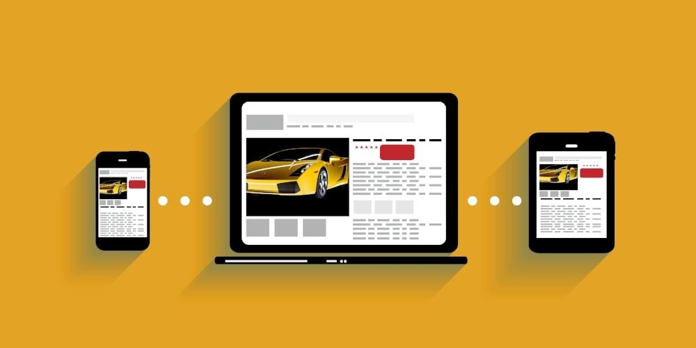 ¿Por qué tu concesionario debe tener una web responsive?