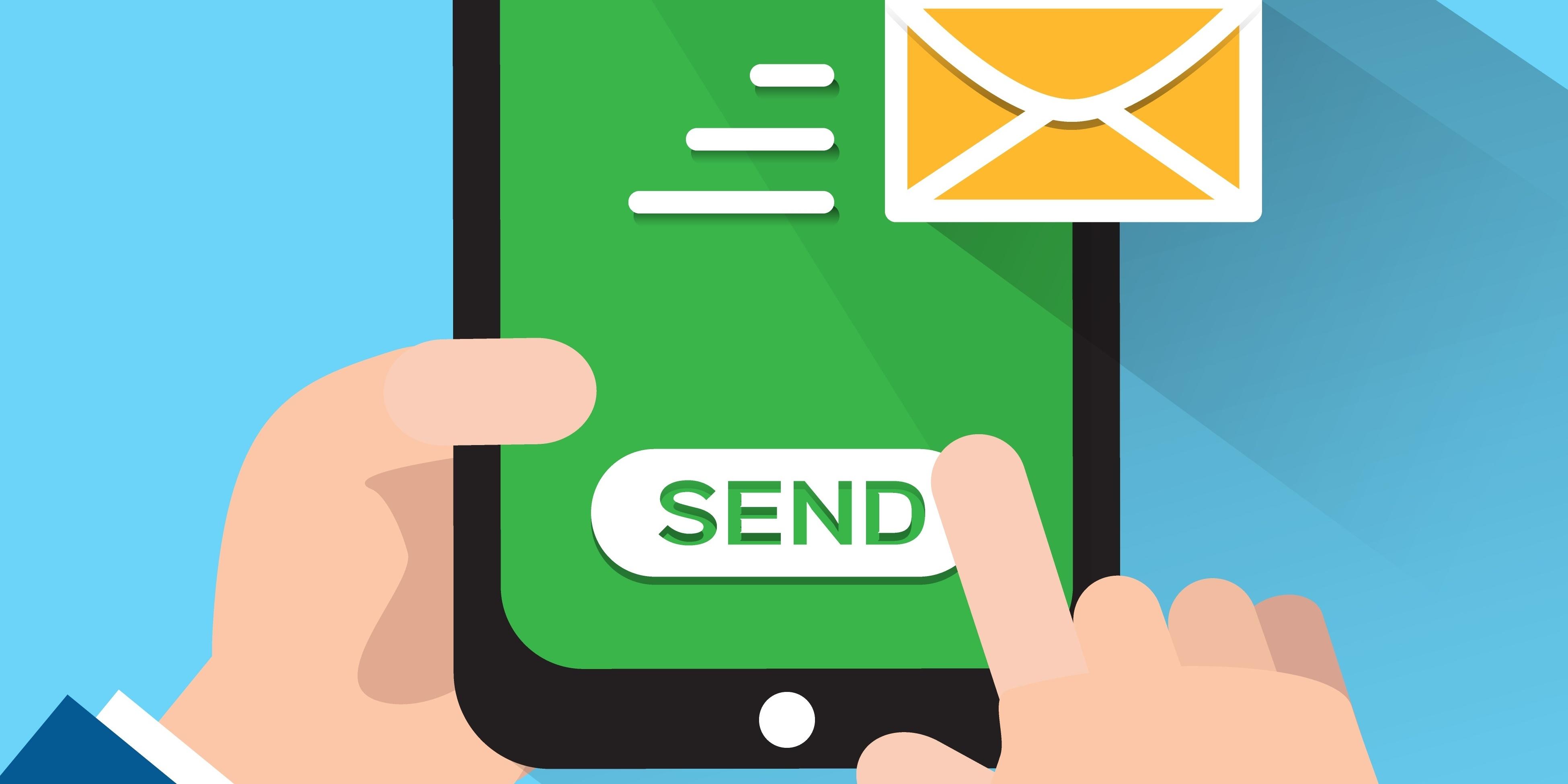 6 consejos de diseño para una campaña de email marketing