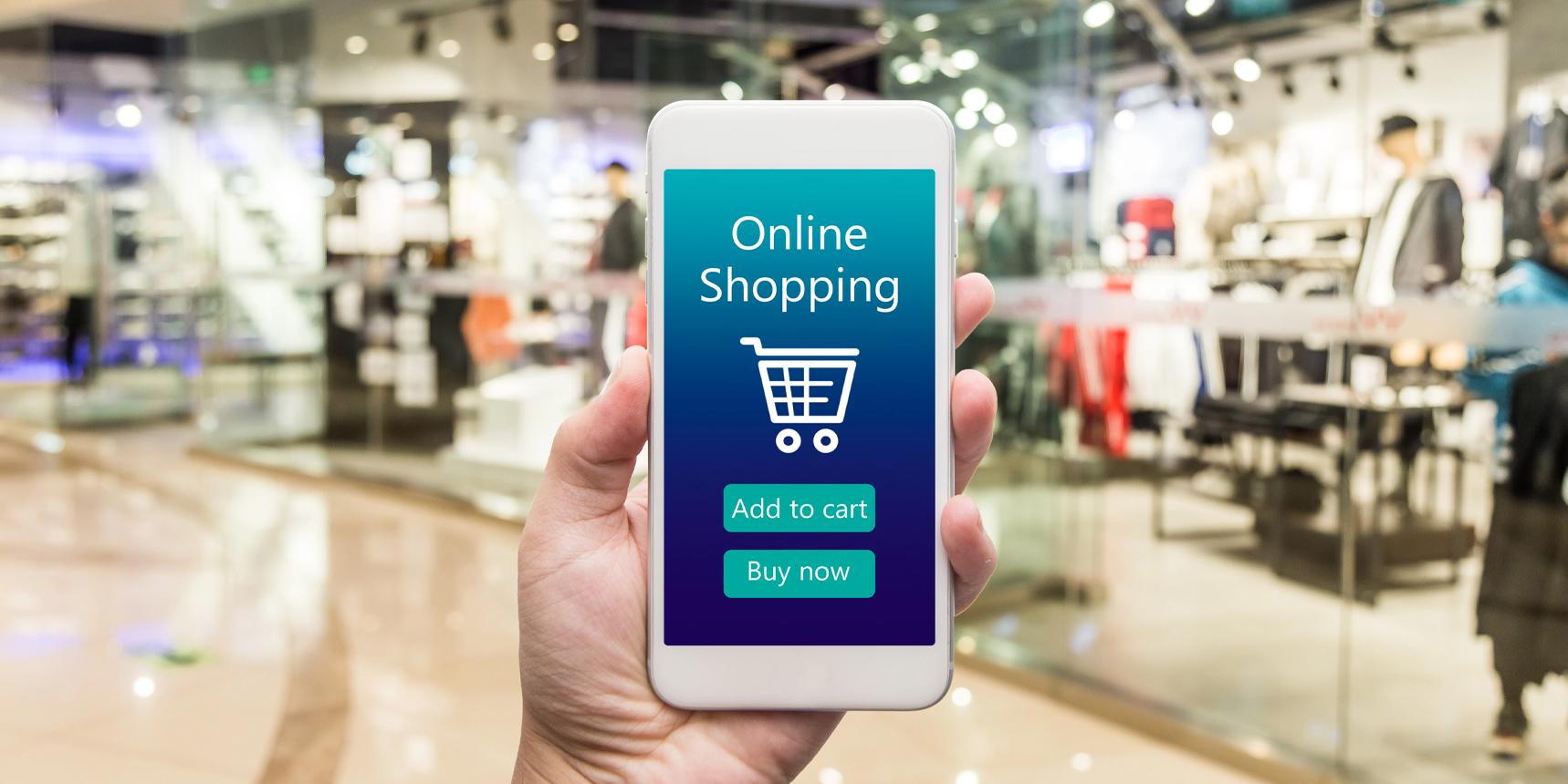 comercio tradicional vs. comercio electrónico