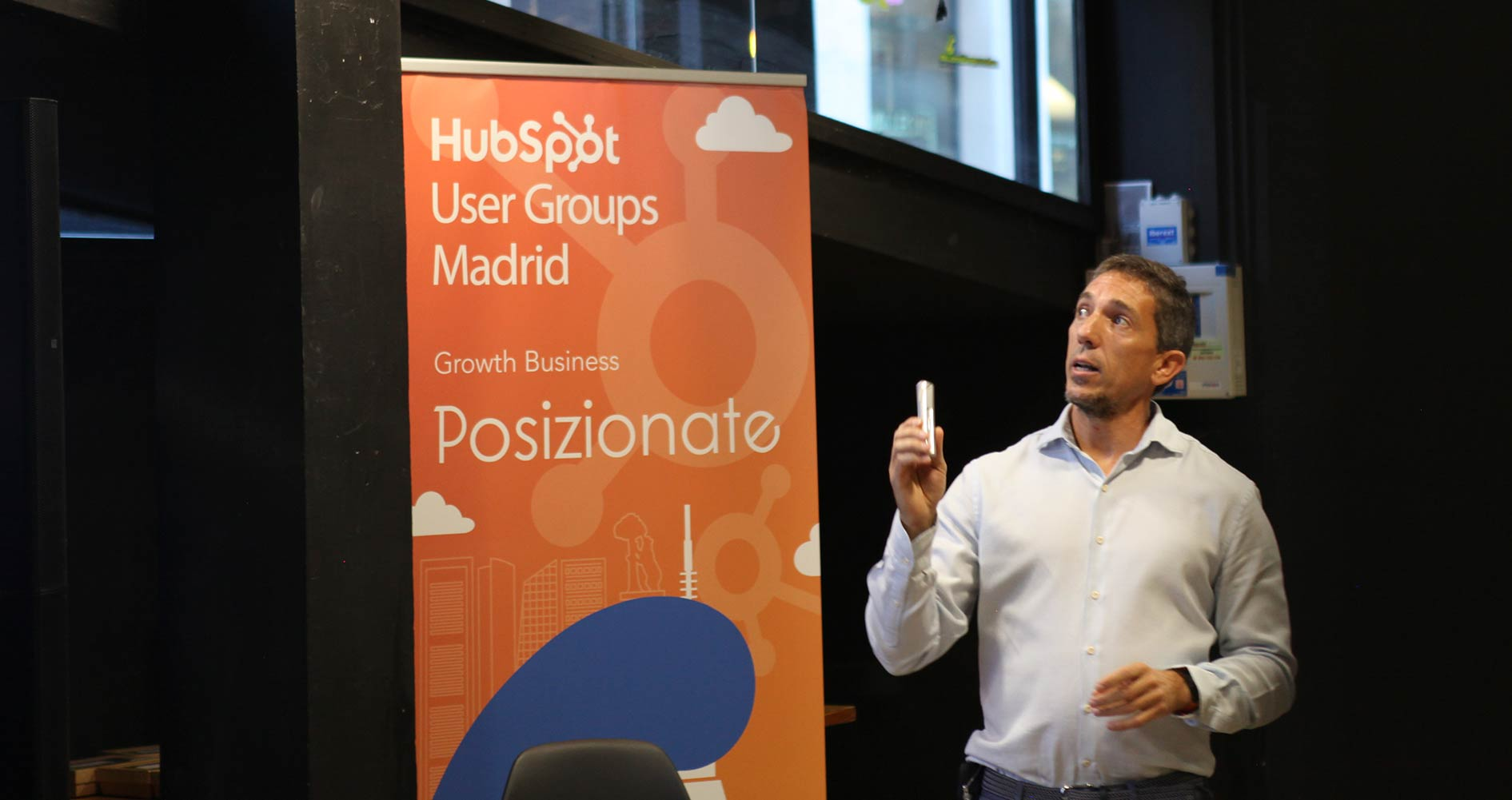 Posizionate se estrena como líder de Madrid HUG