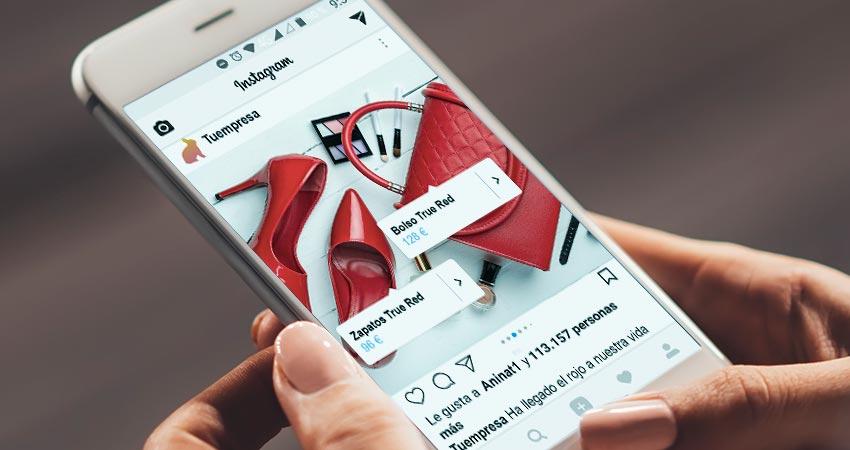 Todo lo que necesitas saber de Instagram Shopping