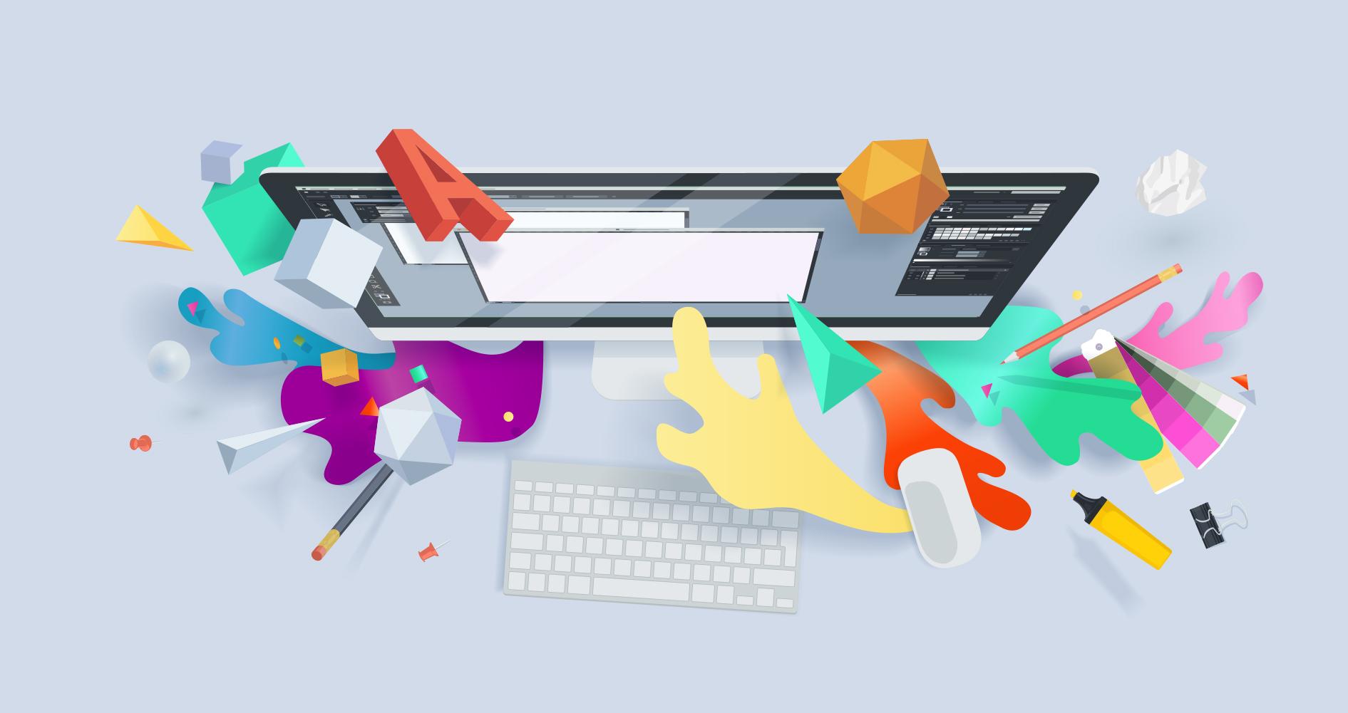 8 ventajas de contar con un diseño web a medida