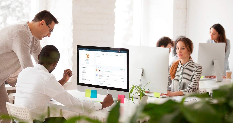 HubSpot, un CRM que te permite calificar los leads